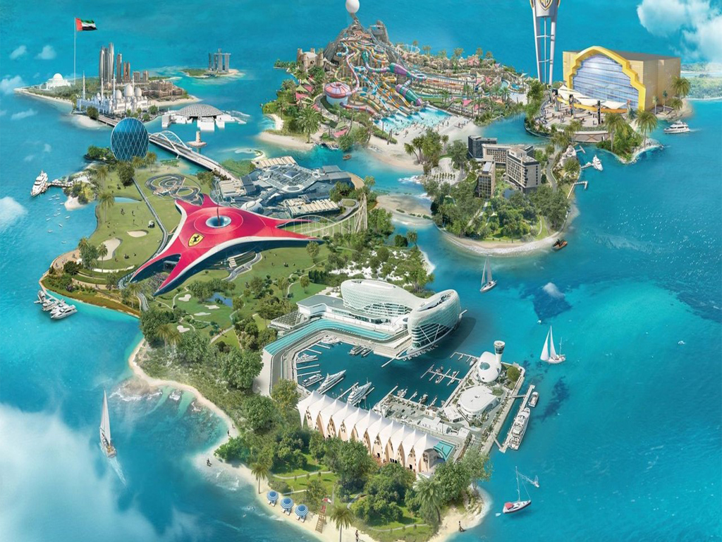 Yas Island Attractions