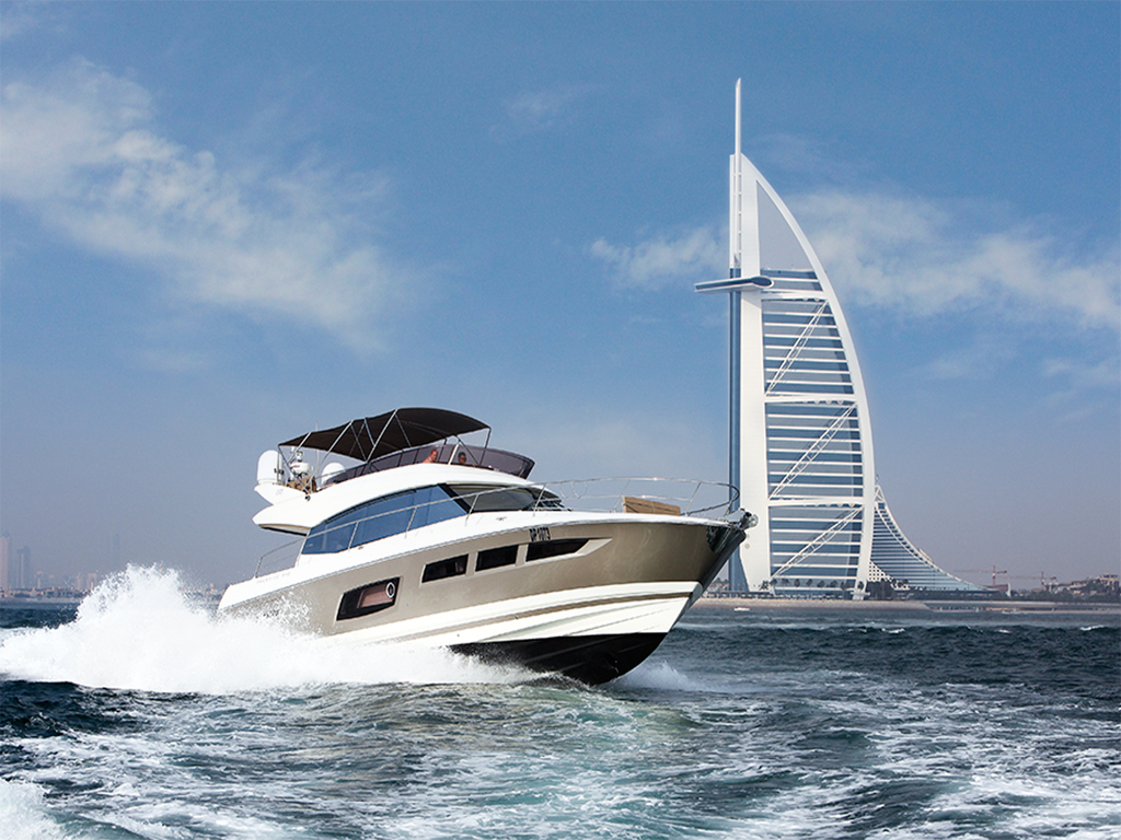 Dhow and Yacht